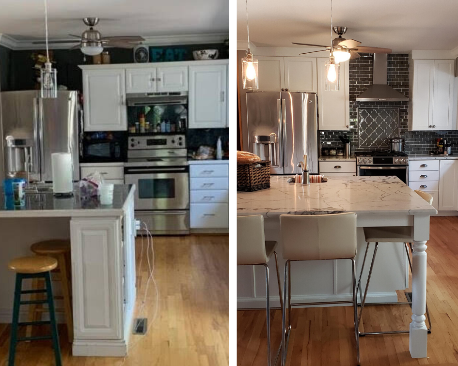 Wall Cabinets Replaced - Kirkwood, MO