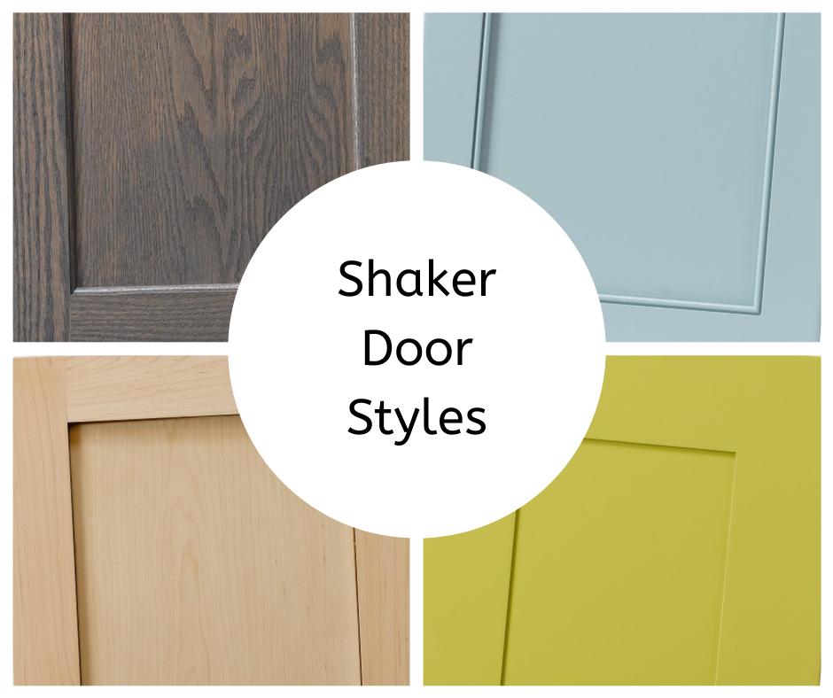 Shaker Door Styles